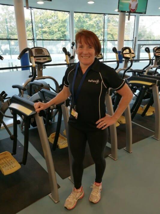 Nicki Mooneyvale | Point4 Gym Personal Trainer