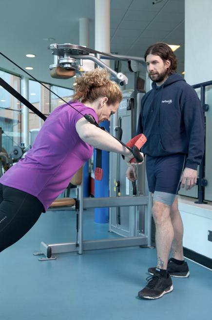 Gareth Bennett | Personal Trainer |ThePoint4 Gym